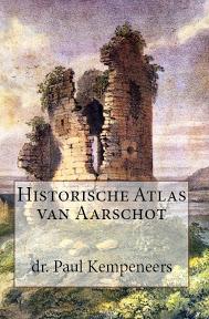 Cover Historische Atlas van Aarschot